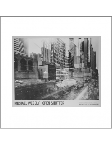 Michael Wesely - Open shutter
